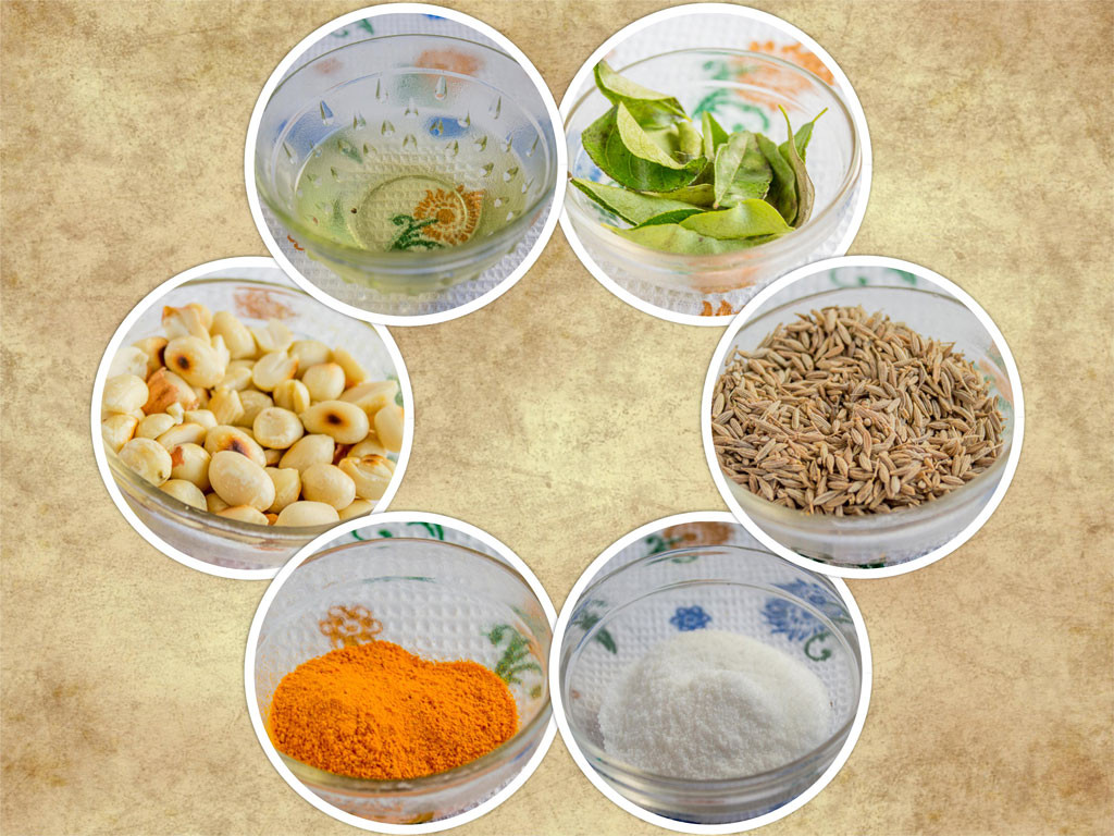 Pithla Ingredients