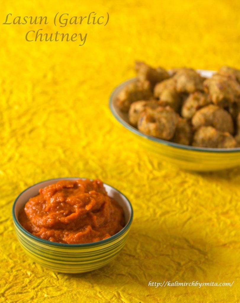 Garlic Lasun Chutney