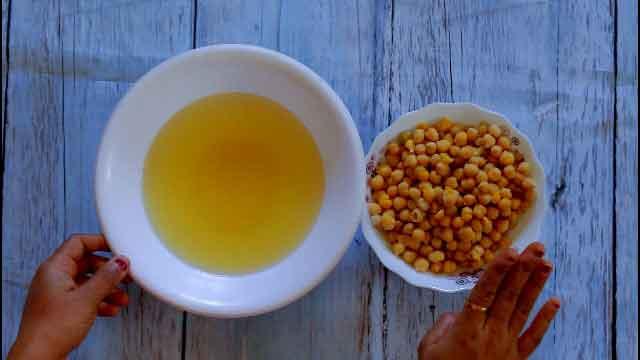 Chole Pulao-Chana Pulao