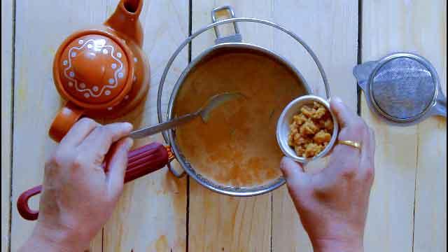 Gud Ki Chai-Jaggery Tea