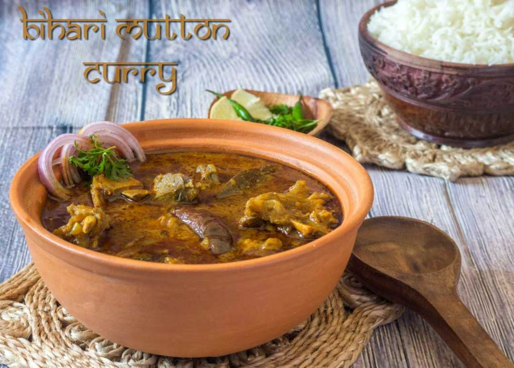 Bihari Mutton Curry