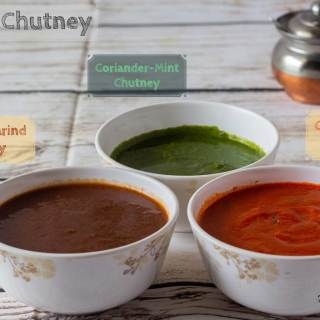 Chaat Chutney recipe