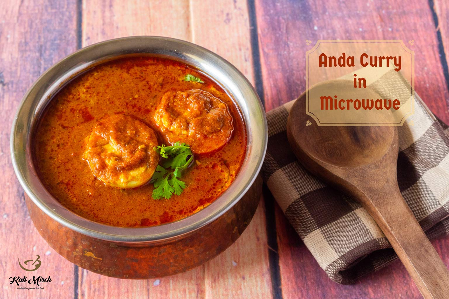 Egg Curry-Anda Curry