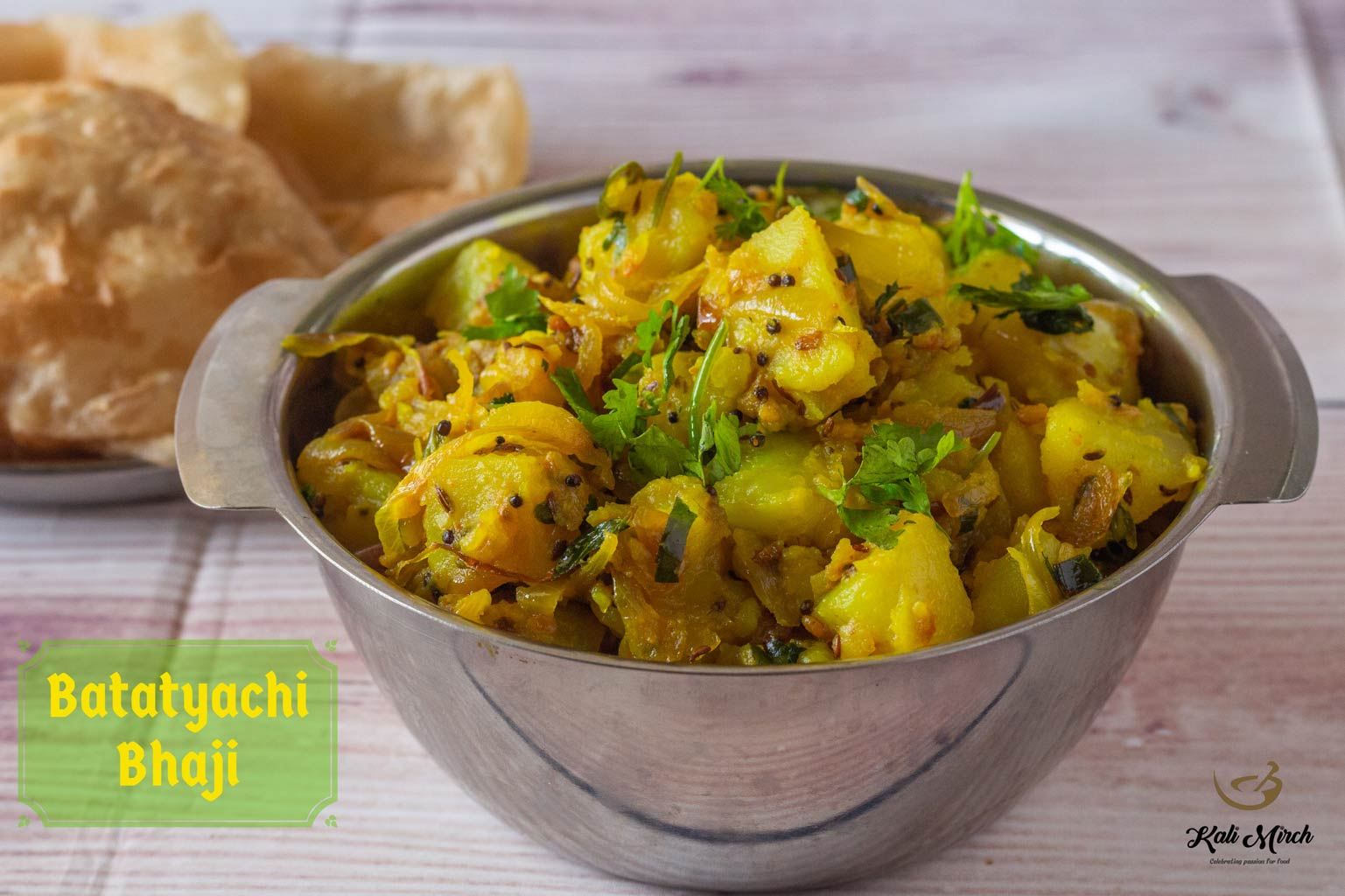 Batatyachi-Bhaji