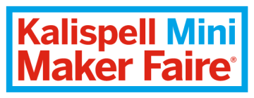 Kalispell Mini Maker Faire logo