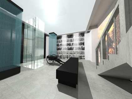 Wizualizacje: Zespół Atelier Architektury Radosława Żubryckiego