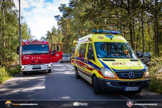 Fot. za/ Greg KmK / Straż Koźminek