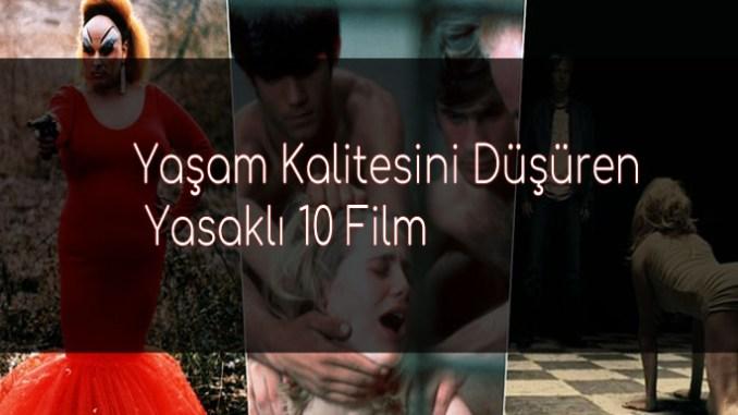 Yasaklı 10 Film