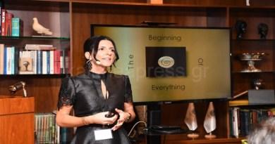 Διαδικτυακές Συναντήσεις Χρυσούλα Βασιλική Πατρικίου ιδρύτρια της Potentia
