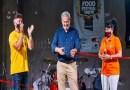 Ο Γενικός Γραμματέας του ΕΟΤ εγκαινίασε το Chania Street Food Festival