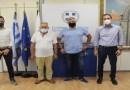 Ξεκινάει μεγάλο αντιπλημμυρικό έργο στη Γλυφάδα-περιοχή Τερψιθέα- με χρηματοδότηση της Περιφέρειας Αττικής ύψους 2.8 εκ. ευρώ