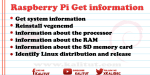 Get all information about your Raspberry Pi