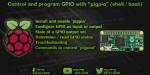 How to install pigpio on raspberry pi