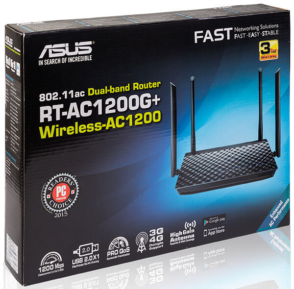 asus rt-ac1200g review