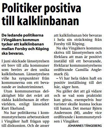 18 aug 2011 - Katrineholms Kuriren