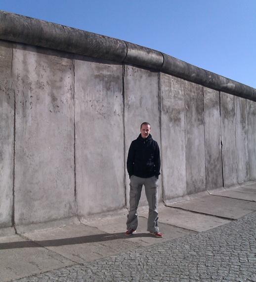 Berlin in one day - The Berlin Wall