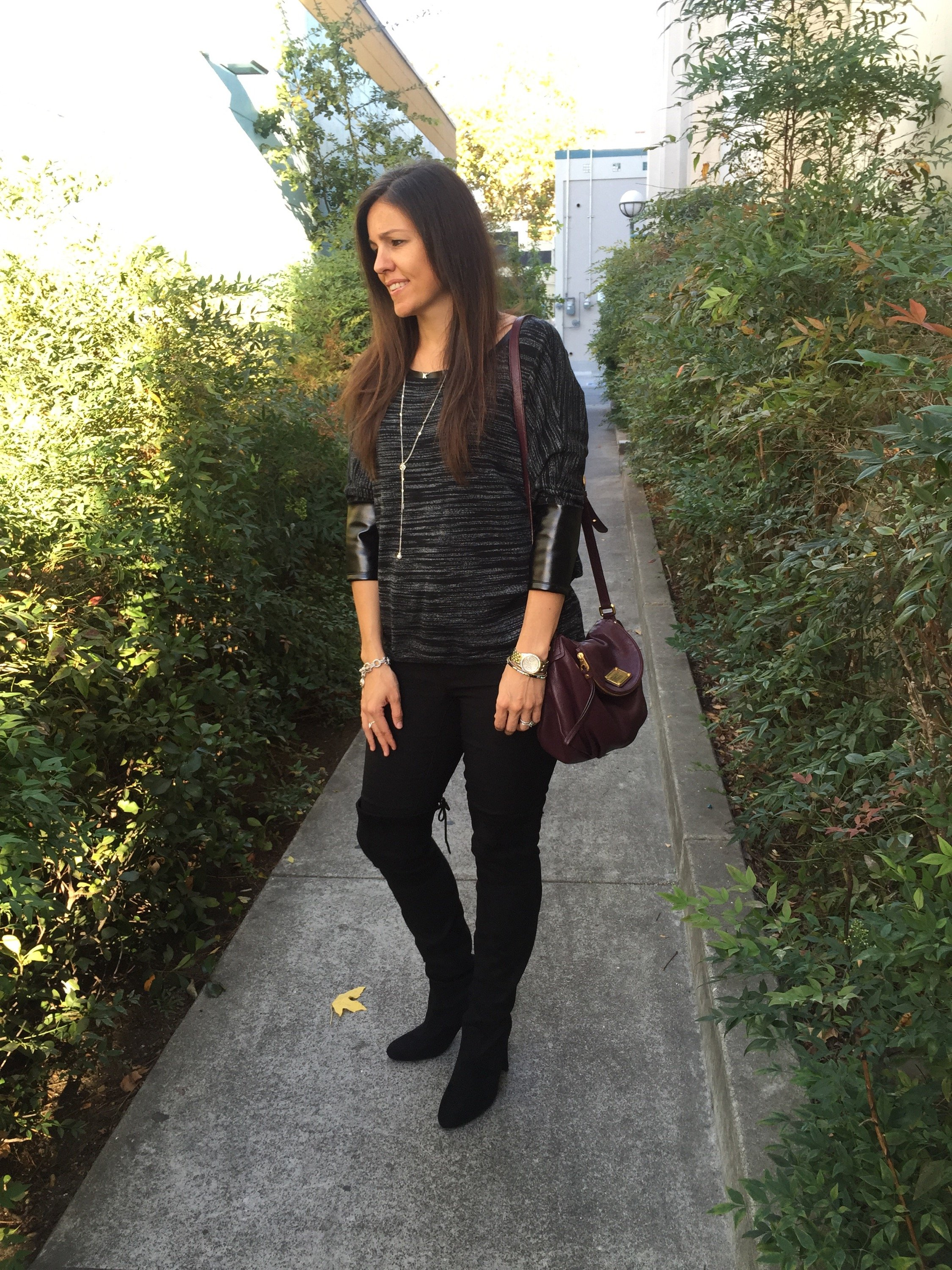 How to style the bump   maternity fashion   fall fashion tips   styling for fall and winter   cool weather fashion