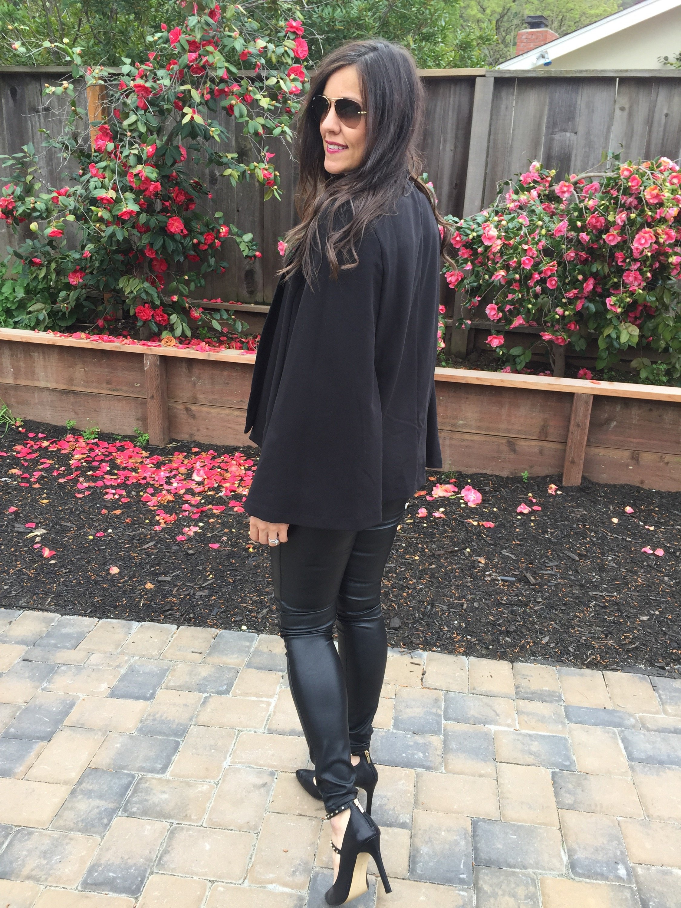 How to style the bump | maternity fashion | fall style | fall fashion tips | styling for fall and winter | cool weather fashion