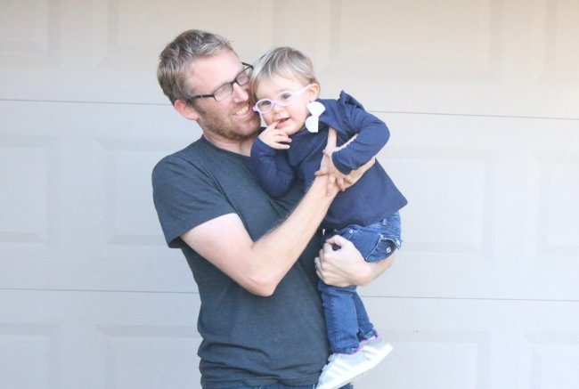 How We Knew Our 1 Year Old Needed Glasses