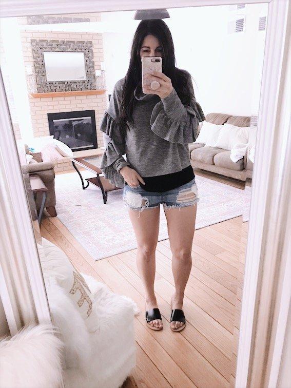 styling shorts