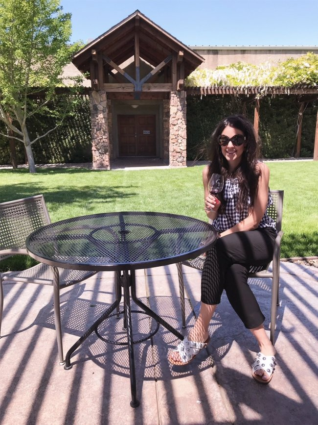 Wine Tasting in Livermore Valley