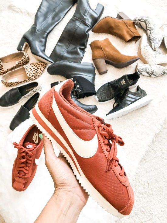 Nsale Shoe buys