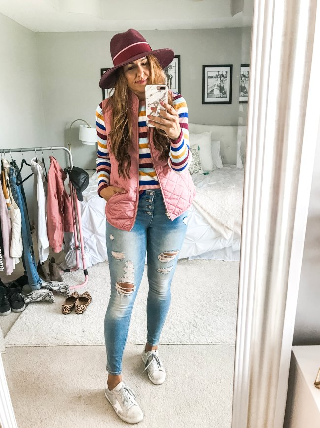 Vest Outfits For Fall