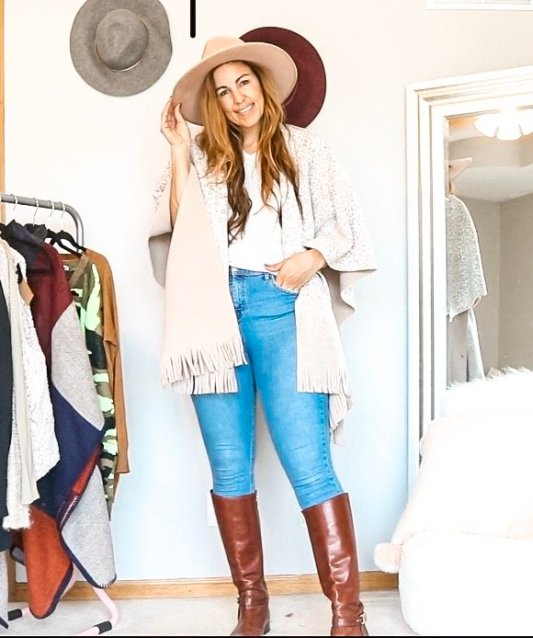 Riding Boot Outfits