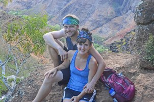 "A ""Grand Canyon of the Pacific"" hike!"