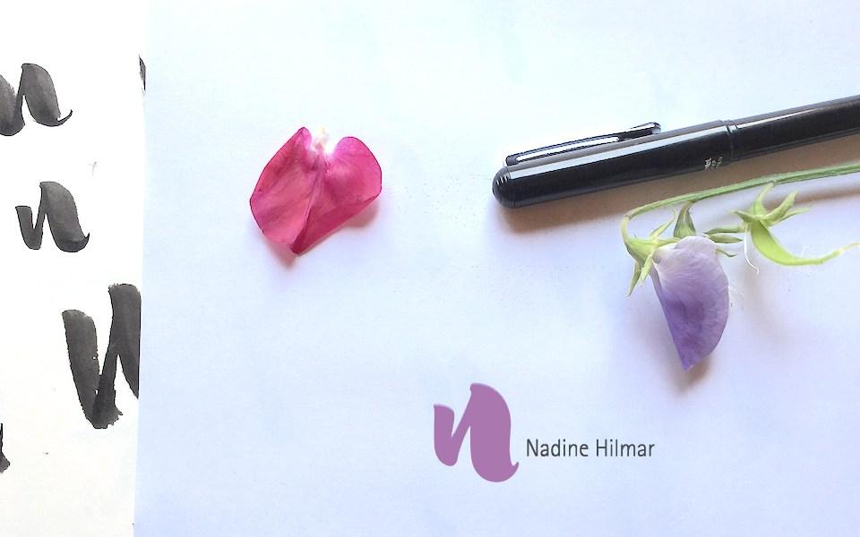Logodesign :: Logo Nadine Hilmar