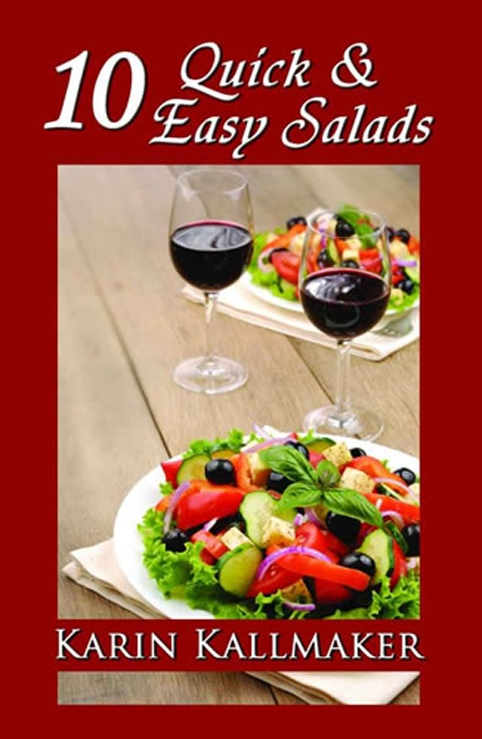cover 10 quick and easy salads lesbian story