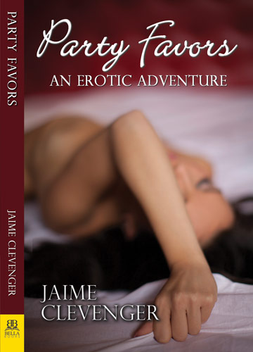cover, party favors by Jaime Clevenger