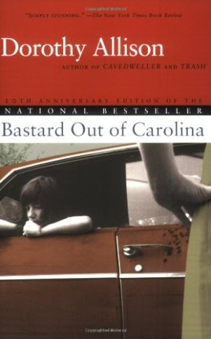 cover Bastard Out of Carolina by Dorothy Allison 30th Anniversary edition