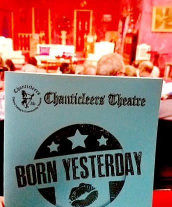 program from Born Yesterday