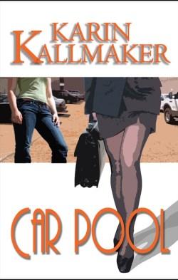book cover car pool kallmaker bay area