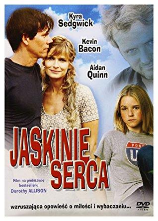 Polish DVD cover Cavedweller by Dorothy Allison