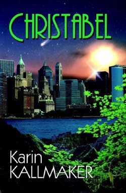 book cover christabel kallmaker lesbian gothic romance