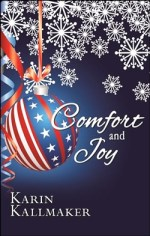 ebook cover bella comfort and joy lesbian holiday romance