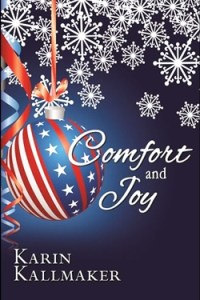 Cover, novella Comfort and Joy by Karin Kallmaker