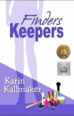 Cover, Finders Keepers by Karin Kallmaker
