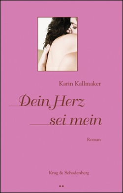 book cover dien herz sei mein deutsch lesben