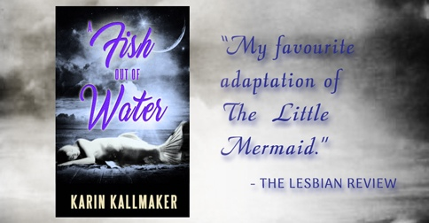 Fish Out of Water favorite little mermaid