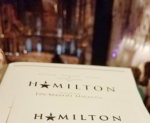 program from Hamilton