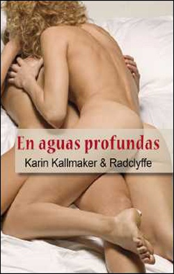 book cover en aguas profundas uno espanol erotica lesbiana