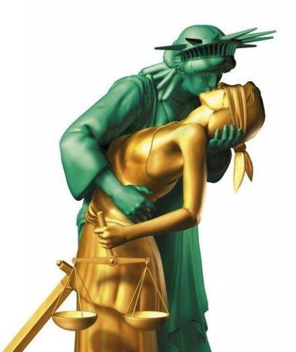 Liberty! Justice!
