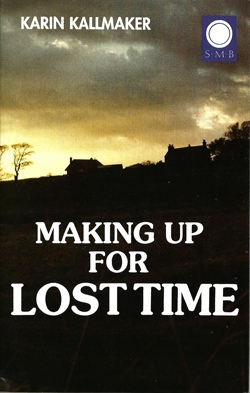 book cover making up for lost time silver moon romance