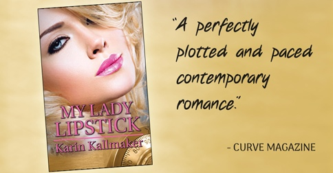 cover My Lady Lipstick perfectly plotted