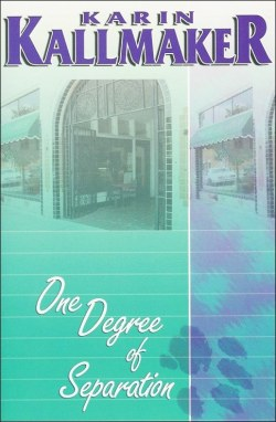 book cover one degree of separation library romance