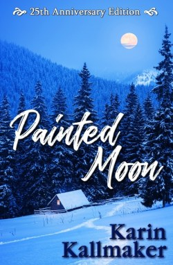 book cover Painted Moon 25th Anniversary Edition