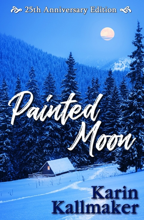 Cover Painted Moon 2019 by Karin Kallmaker